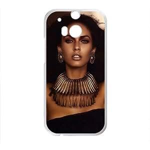 Happy Hilary Duff Design Pesonalized Creative Phone Case For HTC M8