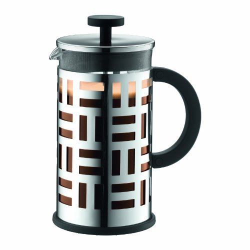 Bodum Eileen 8 Cup French Press Coffeemaker, 1.0 l, (01 Eileen French Press)