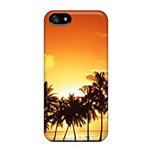 Fashionable For LG G3 Phone Case Cover Red Sunset Protective Case