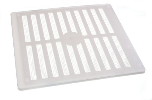 ADJUSTABLE AIR VENT + FLYSCREEN FOR OPENINGS UP TO 9 X 9 229MM 229MM ( pack 10 )