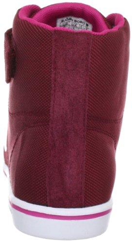 Björn Borg High Sneaker Mally Mid NYL Rot (BURGUNDY 5400)