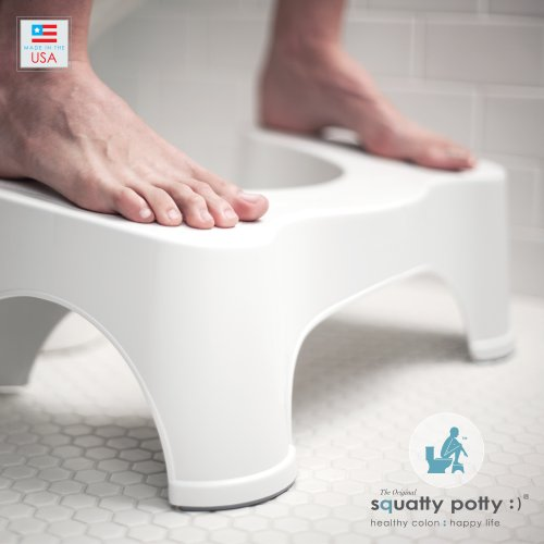 Squatty-Potty-The-Original-Bathroom-Toilet-Stool-White-9