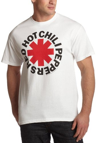 Red Hot Chili Peppers Asterisk Logo T-Shirt, XXXL