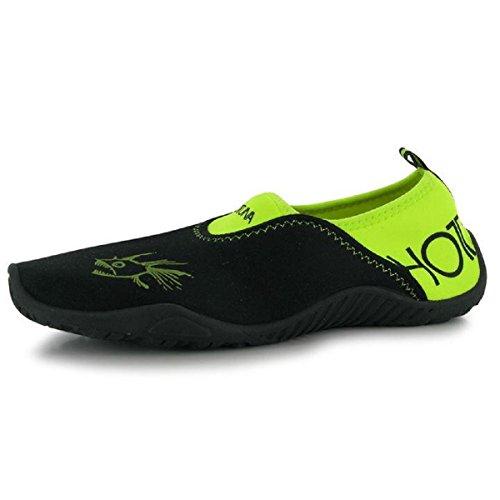 chaussures Splasher Tuna vert noir Aqua Hot qxP0RwtA