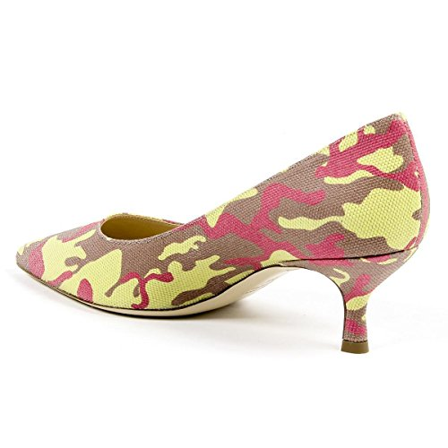 Andrew Charles By Andy Hilfiger Womens Pump Multicolor San Diego