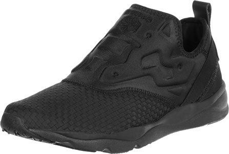 Donna Nero Woven New Sneaker Nero Furylite Reebok 6FPwqAtn