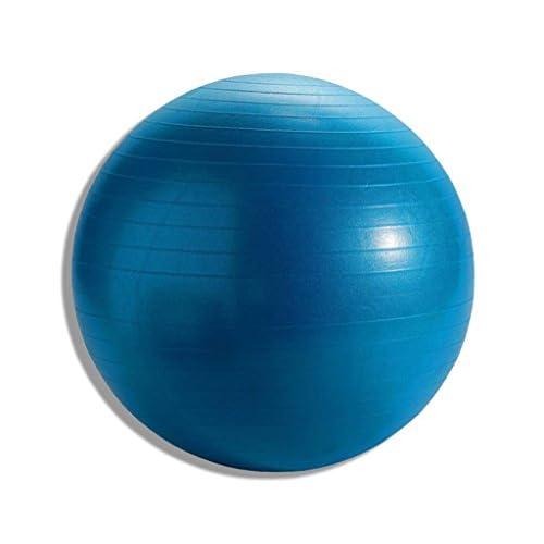 Balle de yoga, Anti-déflagrant Épaissir la balle de gymnastique Femmes enceintes Pilates Boule de gymnastique enfant ( Couleur : #2 )