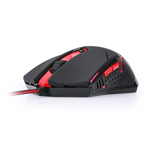 Redragon M601 Gaming Mouse wired with red led,...