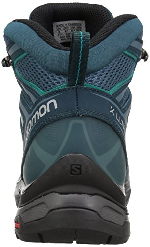 Mallard US Aero W Women's Trail Blue Shoe 8 Ultra Running Mid 3 Salomon X M qX1wv6x6Y