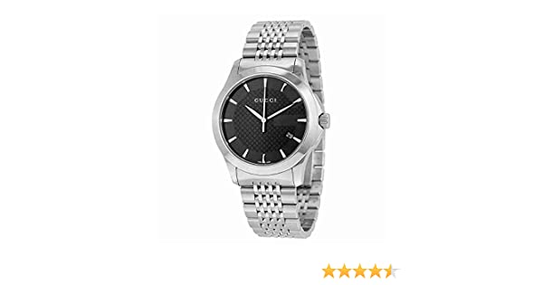 Amazon.com: Gucci Gucci Timeless Mens Watch(Model:YA126402): Gucci: Watches