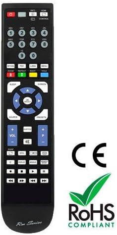 RM Series Reemplazo Mando a Distancia para Oki B24E-LED1: Amazon ...