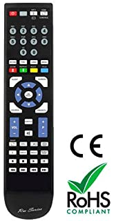 RM-Series Replacement Remote Control For Lg 37LH20-UA 37LH20UA