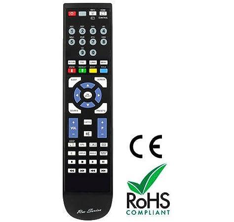 RM Series Reemplazo Mando a Distancia para Oki C40IB-FHTUV: Amazon ...