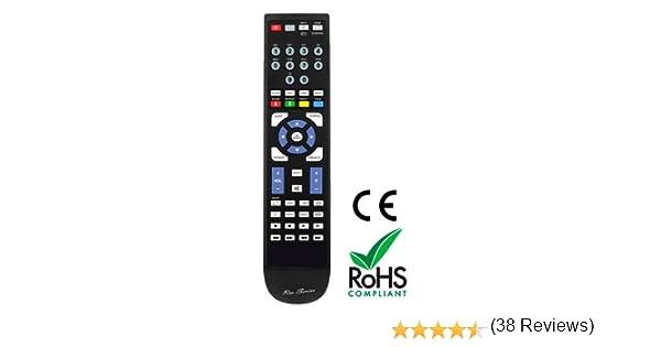 RM Series Reemplazo Mando a Distancia para Oki TV-V19A-PH: Amazon ...