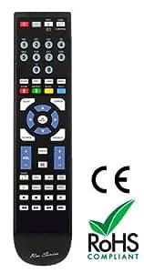 RM Series Reemplazo mando a distancia para GRANADA VHSLN3