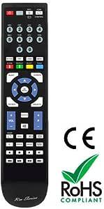 RM Series Reemplazo Mando a Distancia para Oki C40IB-FHTUV: Amazon.es: Electrónica