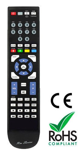 RM-Series Replacement Remote Control For Akai RC-S710 RCS710 (Series S710)