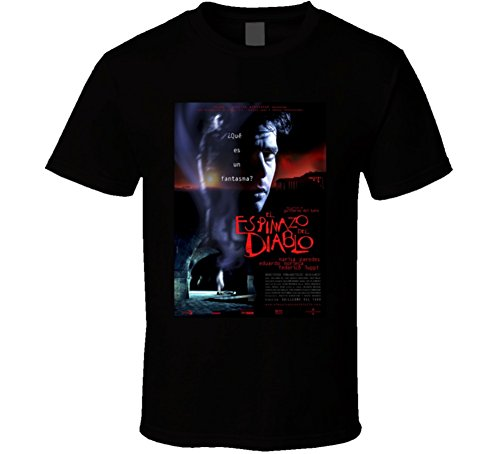 The Devil's Backbone Cool Horror Cult Classic Movie Poster Fan T Shirt XL Black