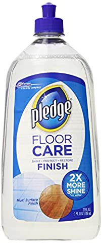 Pledge Floor Care, Multi-Surface Finish, 27-Ounce Bottles (Pack of 6) - 27 Oz Future Floor