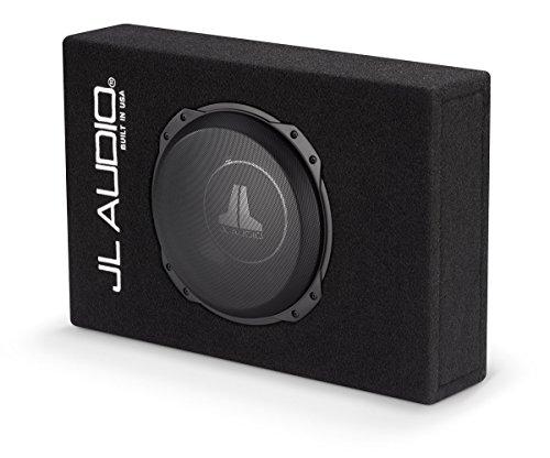 "JL Audio CS110LG-TW3 Sealed PowerWedge Enclosure with 10"" TW3 Subwoofer"