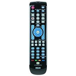 RCA RCRN04GZ 4 Device Universal Remote