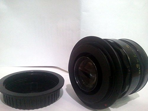 Helios 44-2 58mm F2 Russian Lens for Canon DSLR Cameras