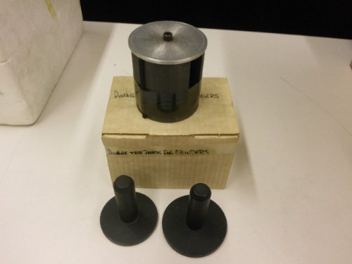 Pinhole Cylinder (Pinhole Test Parts for Cylinders for a Dome Monochromator)