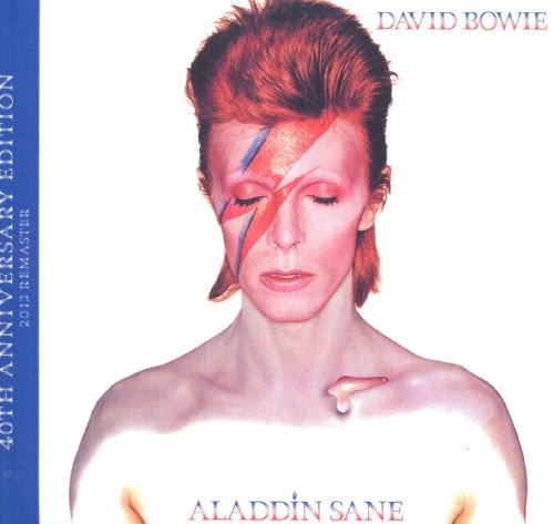 Aladdin Sane 40th Anniversary (Ziggy Stardust And The Spiders From Mars 1973)