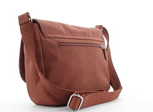 s.Oliver City Bag Größe 1 3850 braun