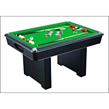 Blue Wave Slate Bumper Pool Table