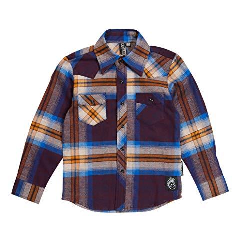 - Born to Love Knuckleheads Western Rockabilly Shirt 9 Years, Western