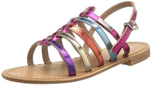 Les Tropéziennes par M Belarbi Women's Havane Sandal Multicolour (Fuchsia/Multi) fake online oPK4gBiX