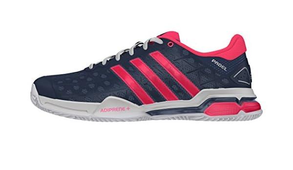 adidas Barricade Club Padel, Zapatillas de Tenis para Hombre ...