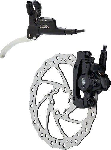 Hydraulic Rear Brake - Tektro Auriga Comp Rear 160mm Hydra. Disc Brake Black