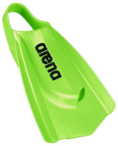 Arena Powerfin PRO Swim Training Fins, Acid Lime, ()