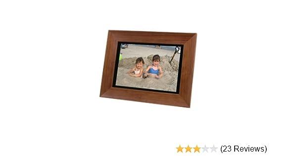 Amazon.com : Smartparts SP104MW 10.4\'-Inch LCD Digital Walnut Wood ...