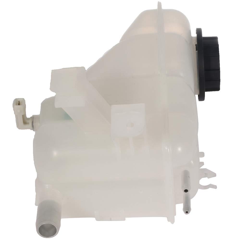 ECCPP Fits For 1996-2005 Ford Taurus 1996-2005 Mercury Sable Premium Radiator Coolant Overflow Tank 1F1Z 8A080-BA