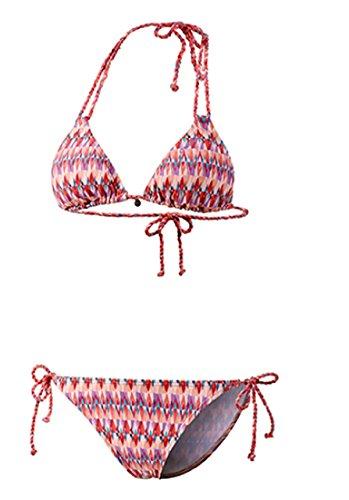O`Neill Bikini Gr. 40 Triangelbikini bunt