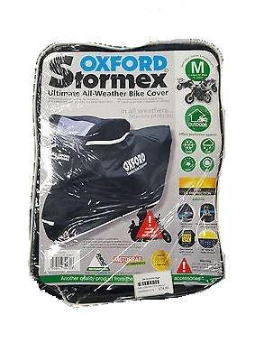HONDA CB1300 Oxford Stormex Waterproof Motorcycle Motorbike Bike Cover Black