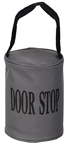 Esschert Design USA LH119 Fabric Doorstop with Handle