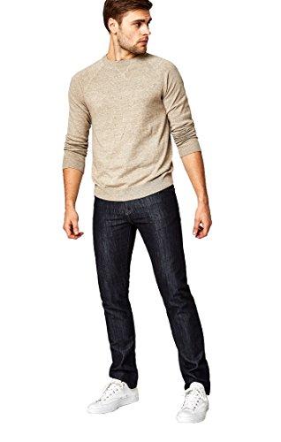 Mavi Men's Zach Regular-Rise Straight-Leg Jeans, Zach Deep Cashmere, 33W X 30L