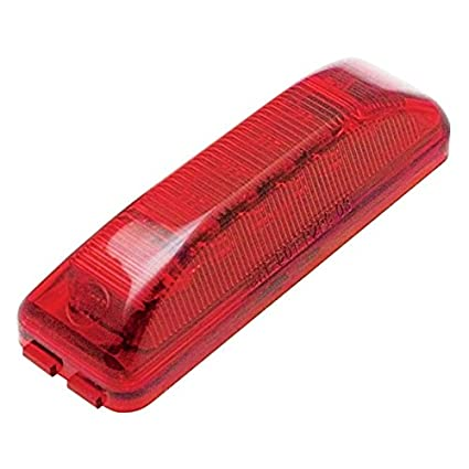 Kaper II 1A-V-1240R Red LED Marker//Clearance Light