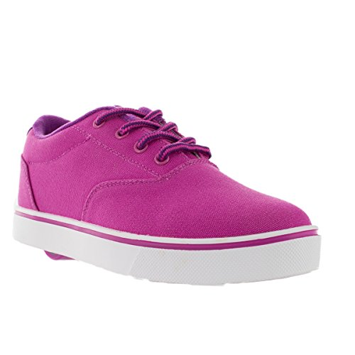 Heelys 771020W Womens Launch Skate Shoes, Berry/Purple/White - 6 by Heelys