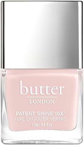 butter LONDON Patent Shine 10X Nail Lacquer, Piece of Cake, 0.4 fl. oz.
