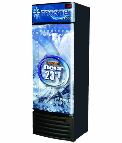 Beer Frosters, Refridgerant, 1 Door, 4 Shelves, 18 Cubic Feet