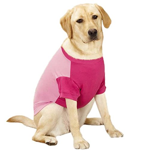 Guardian Gear Insect Shield Pullover Pet Apparel Pink X-Large