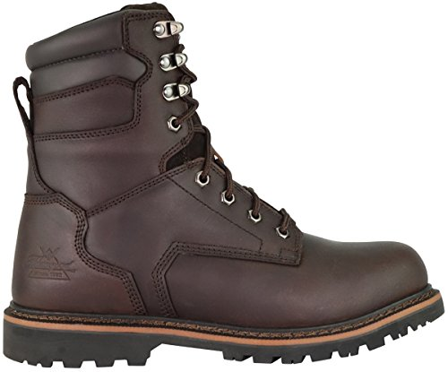 Brown Work US B Safety 804 Toe Men's V Series 9 M Boot Thorogood 4279 8
