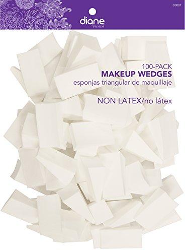 edge Non Latex Blender 100 Pack (Latex Sponge Wedges)