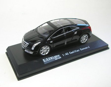 Luxury Die-Cast 1/43 Cadillac ConverJ: Black by Diecast for sale  Delivered anywhere in USA
