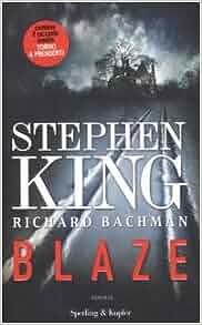 Blaze book by Stephen King - Thriftbooks